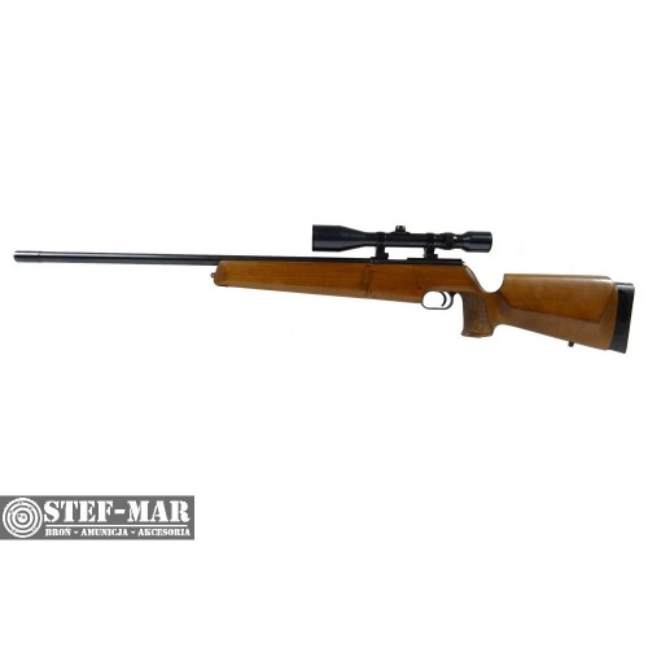 KBKS karabinek sportowy Anschütz J.G. Match, kal. .22 Long Rifle [S880]