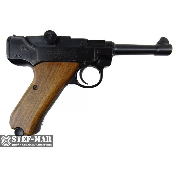 Pistolet boczny zapłon Luger Stoeger, kal. .22 Long Rifle [Z723]