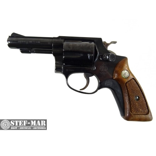 Rewolwer centralny zapłon Smith & Wesson Model 36-1, kal. .38 SP [G378]