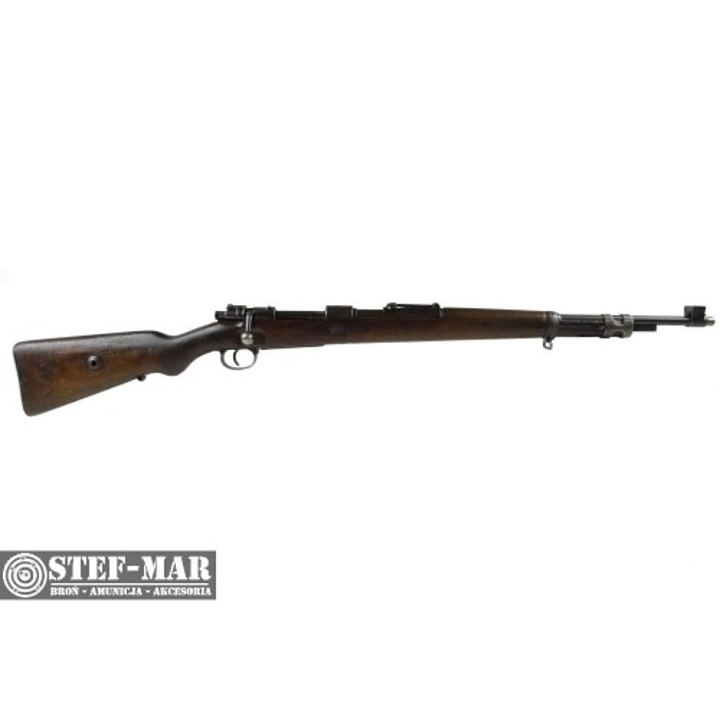 Karabin centralny zapłon Mauser Kar98k, kal. 8x57 IS [R855]