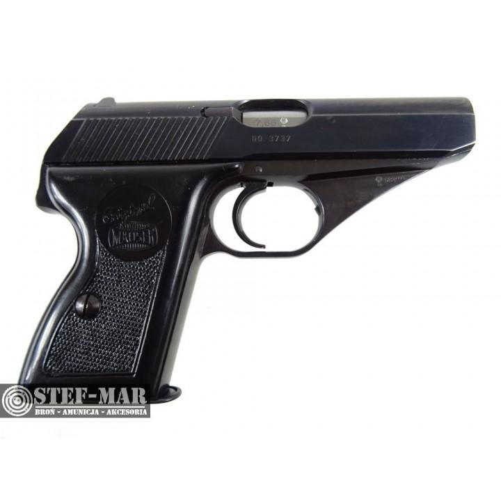 Pistolet centralny zapłon Mauser HSC, kal. 7.65 BR [C1178]
