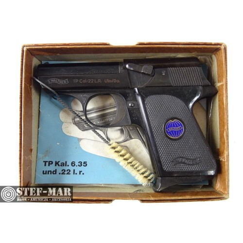 Pistolet Walther TP [Z683]