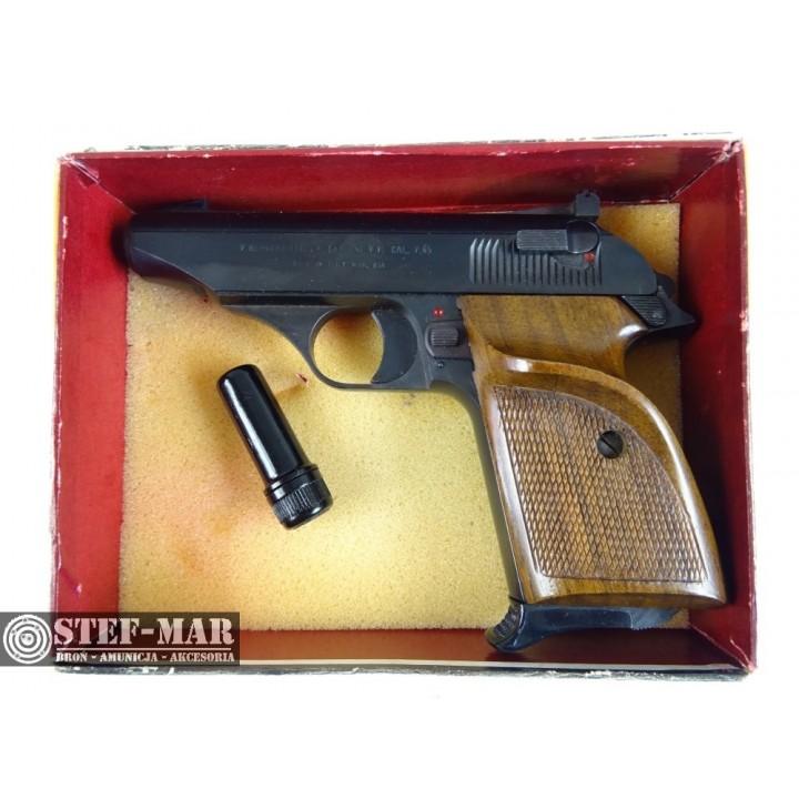 Pistolet centralny zapłon Bernardelli M60, kal. 7.65 Browning [C1170]