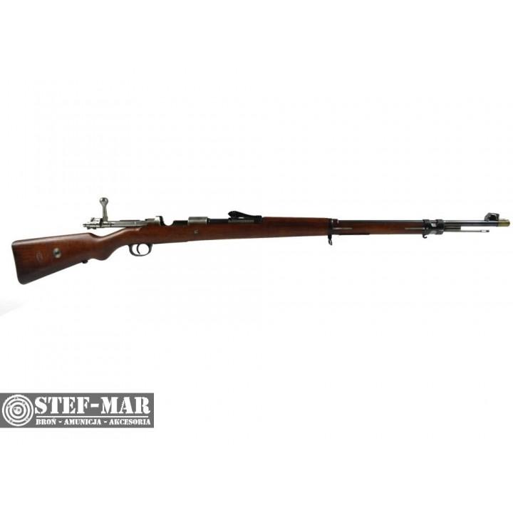 Karabin centralny zapłon Mauser Peru mod. 1909, kal. 7.65 Arg. [R1140]