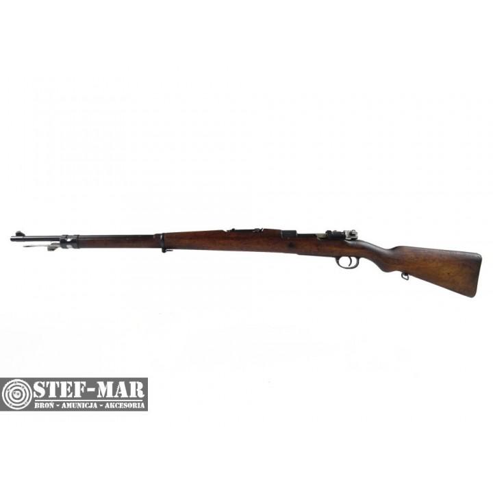 Karabin centralny zapłon Mauser Argentino 1909, kal. 7.65 Arg. [R1161]