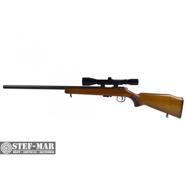 KBKS karabinek sportowy Anschütz J.G. -, kal. .22 Long Rifle [S796]