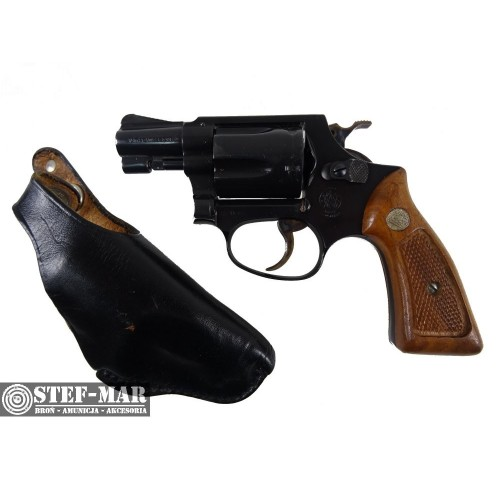 Rewolwer centralny zapłon Smith & Wesson Model 36 [G390]