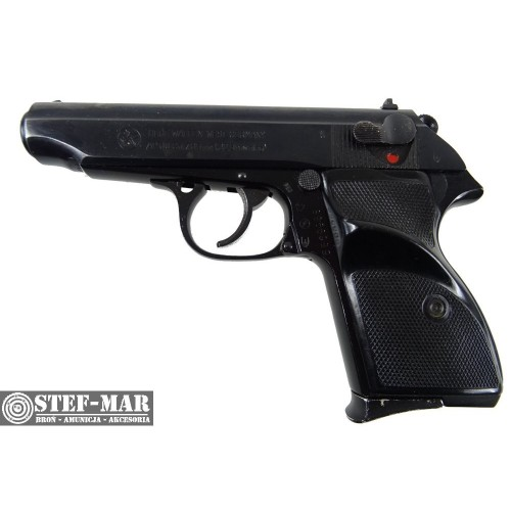 Pistolet centralny zapłon Hege AP66 [C1080]