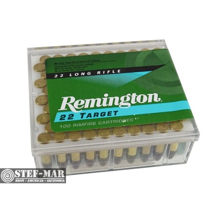Amunicja Remington .22 LR Target Standard Velocity (100 szt.)