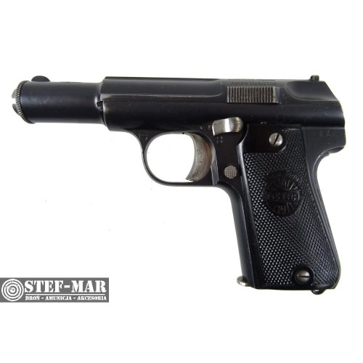 Pistolet centralny zapłon Astra Model 3000, kal. 7.65 BR [C1073]