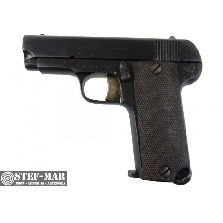 Pistolet centralny zapłon EIG Gaspar, kal. 7.65mm [C1123]