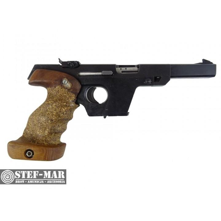 Pistolet boczny zapłon Walther GSP, kal. .22 Long Rifle [Z752]