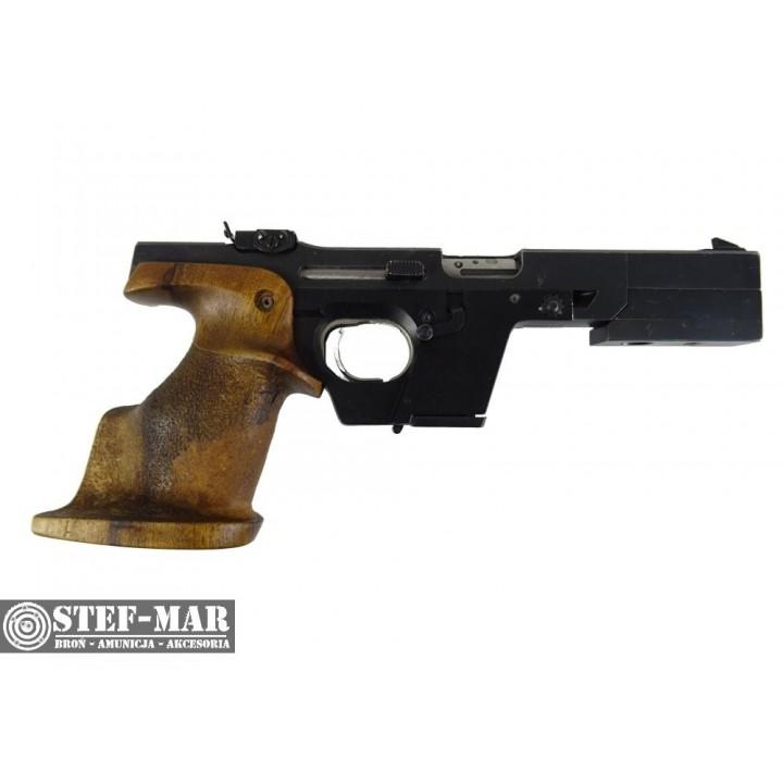 Pistolet boczny zapłon Walther GSP, kal. .22 Long Rifle [Z747]