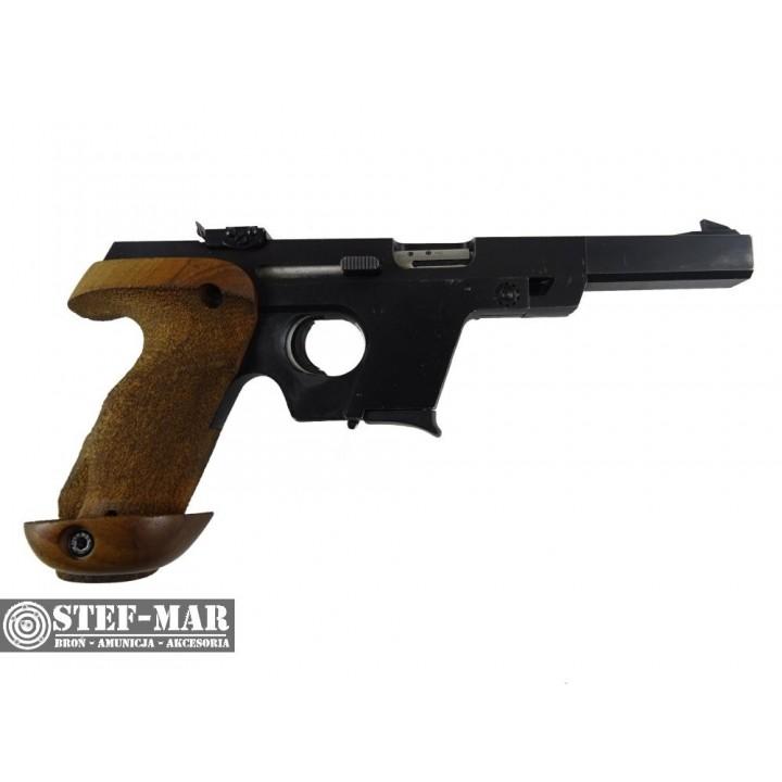 Pistolet boczny zapłon Walther GSP, kal. .22 Long Rifle [Z729]