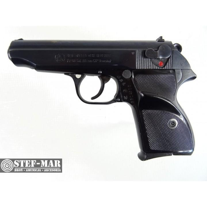 Pistolet centralny zapłon Hege AP66, kal. 7.65mm [C159]