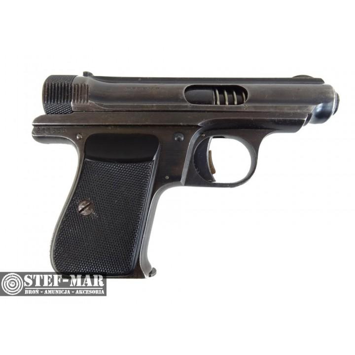 Pistolet centralny zapłon Sauer & Sohn Mod. 1913, kal. 7.65x17mmSR Browning (.32 ACP) [C1209]