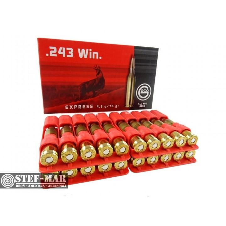 AMUNICJA  243 WIN EXPRESS 4,9 g/76grs  GECO