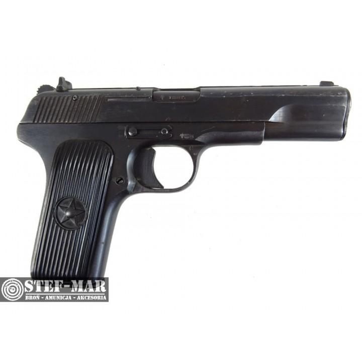 Pistolet centralny zapłon Norinco 213, kal. 9x19mm Parabellum/Luger [C952]