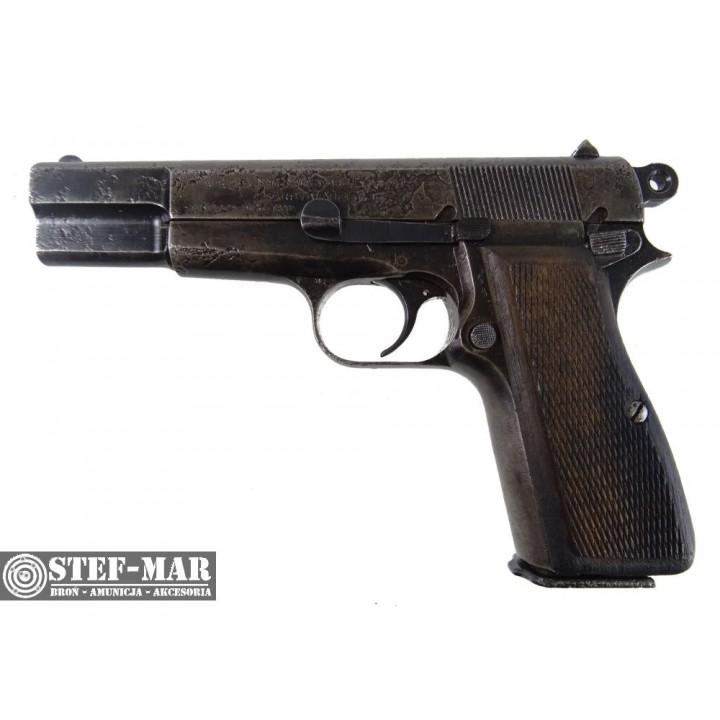 Pistolet centralny zapłon FN High Power, kal. 9x19mm [C1125]