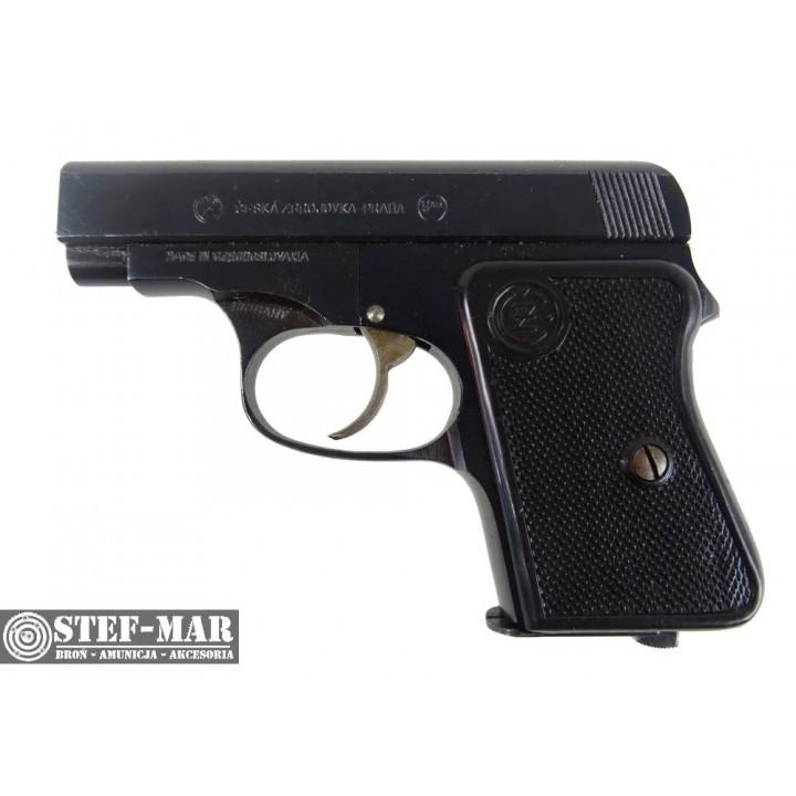 Pistolet centralny zapłon CZ 45, kal. 6.35 Br. [C1220]
