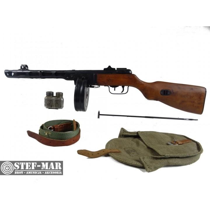 Pistolet samopowtarzalny PPSz wz 41 [R1043]