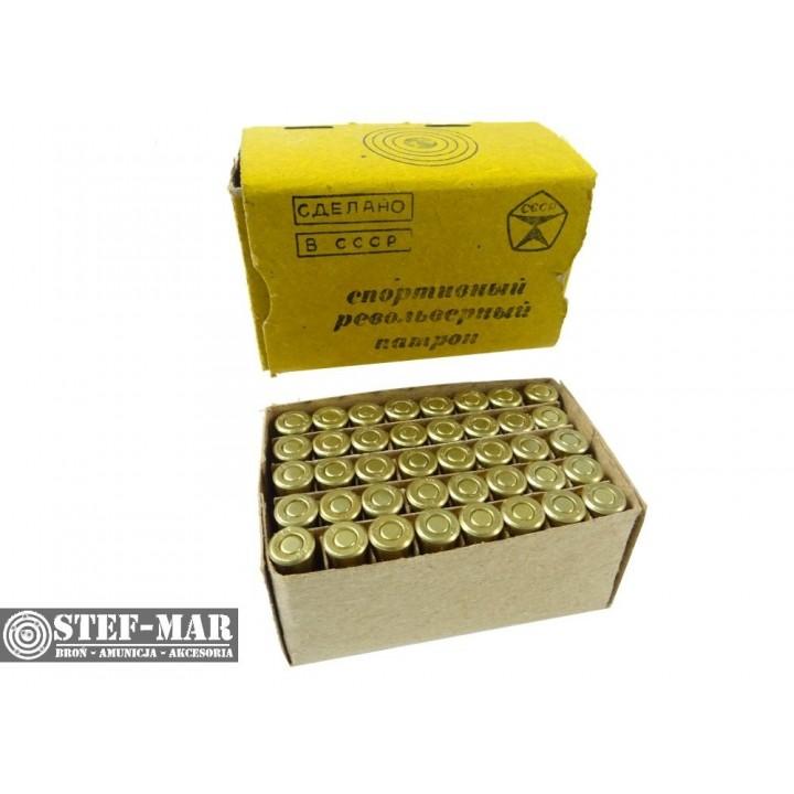 Amunicja 7.62x38mm do rewolweru Nagant (40 szt.) [C10-7]