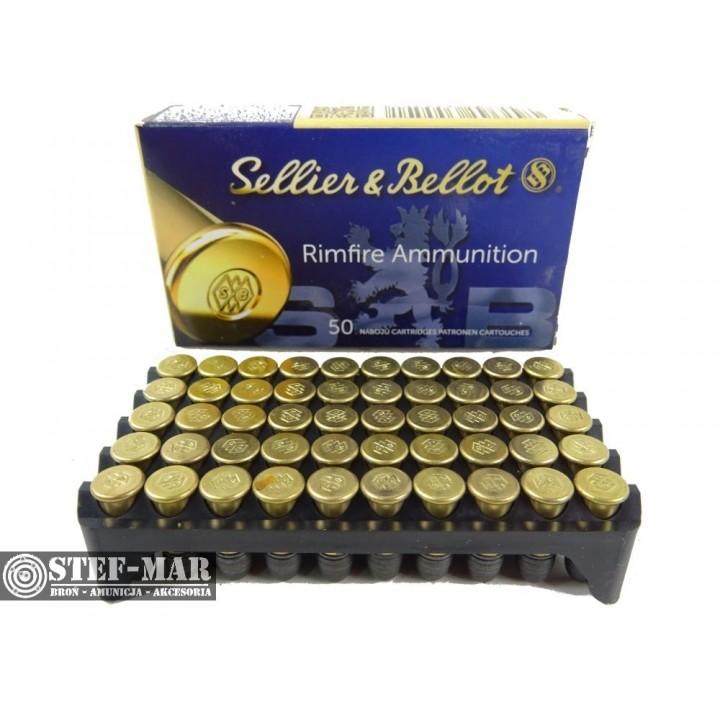 Amunicja Sellier & Bellot .22 Short 1,8g (50 szt.)