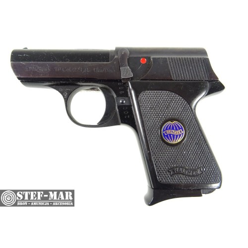 Pistolet Walther TP [Z682]