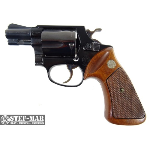 Rewolwer Smith & Wesson Model 37 [G498]