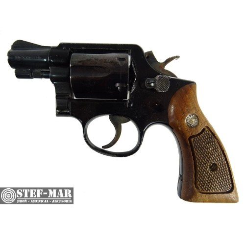 Rewolwer Smith & Wesson Model 12-2 [G496]
