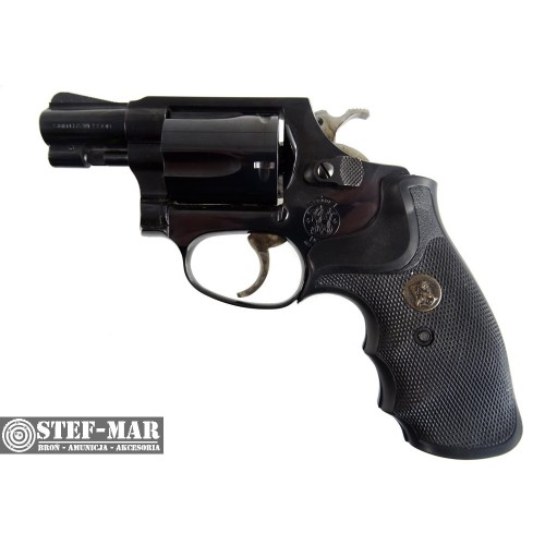 Rewolwer Smith & Wesson 36 kaliber .38 S&W Special [G467]