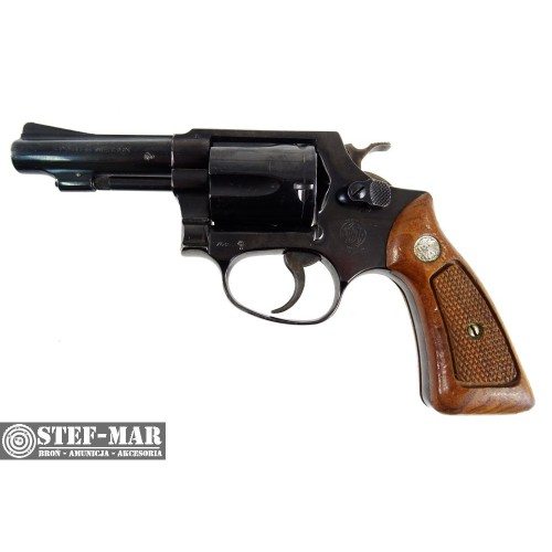 Rewolwer Smith & Wesson 36 [G330]