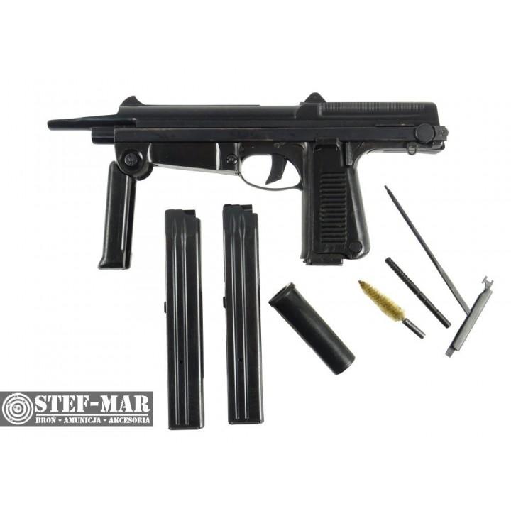 Pistolet maszynowy semi-auto Radom PM63 'Rak' [R1647]
