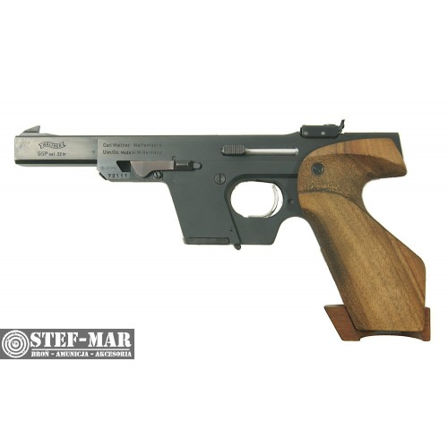 Pistolet Walther GSP [Z964]