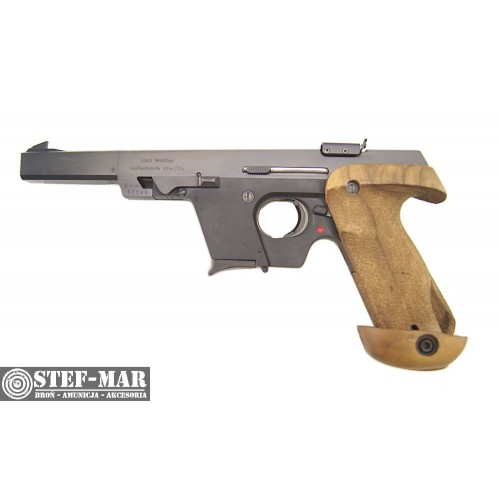 Pistolet Walther GSP [Z740]