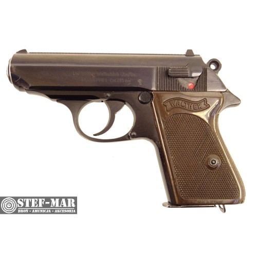 Pistolet Walther PPK [P436]