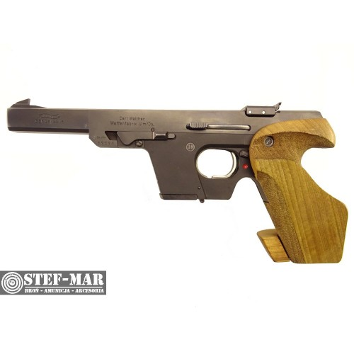 Pistolet Walther GSP [Z1076]