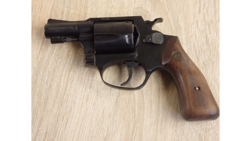 Rewolwer Amadeo Rossi, kal.38Spec. [P384]