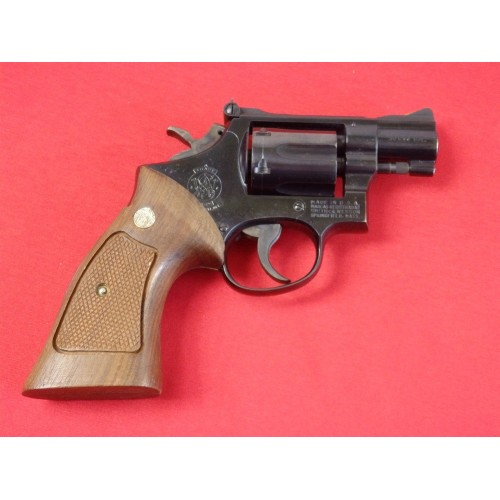 Rewolwer Smith & Wesson, kal.38Spec, [P423]