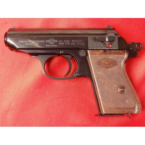 Pistolet Manurhin lic. Walther PPK [P562]