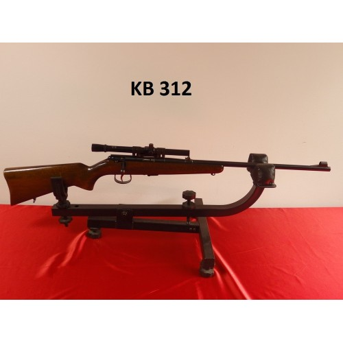 KBKS Anschütz, kal. .22 Long Rifle (5.6x15mm) + optyka [KB312]