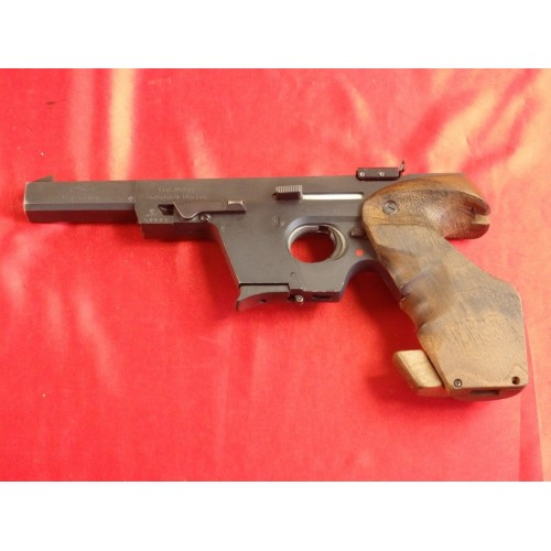 Pistolet Walther GSP, kal. .22 Long Rifle (5.6x15mm) [P654]