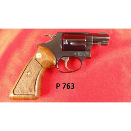Rewolwer Smith & Wesson, kal.38Spec. [P763]