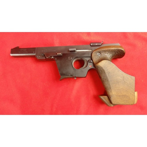 Pistolet Walther GSP, kal. .22 Long Rifle (5.6x15mm) [P779]