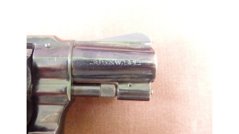 Rewolwer Smith & Wesson, kal.Specjal, [G23]