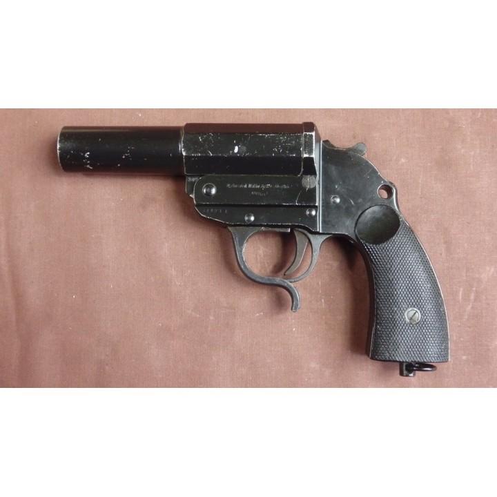Pistolet sygnałowy Walther, kal.26,5mm [C95]