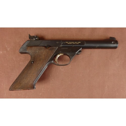 Pistolet High Standard, kal. .22 Long Rifle (5.6x15mm) [Z68]