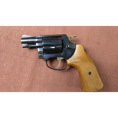 Rewolwer Smith & Wesson model 36, kal.38 Specjal [G70]