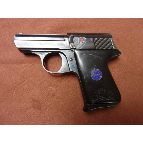 Pistolet Walther TP [Z191]