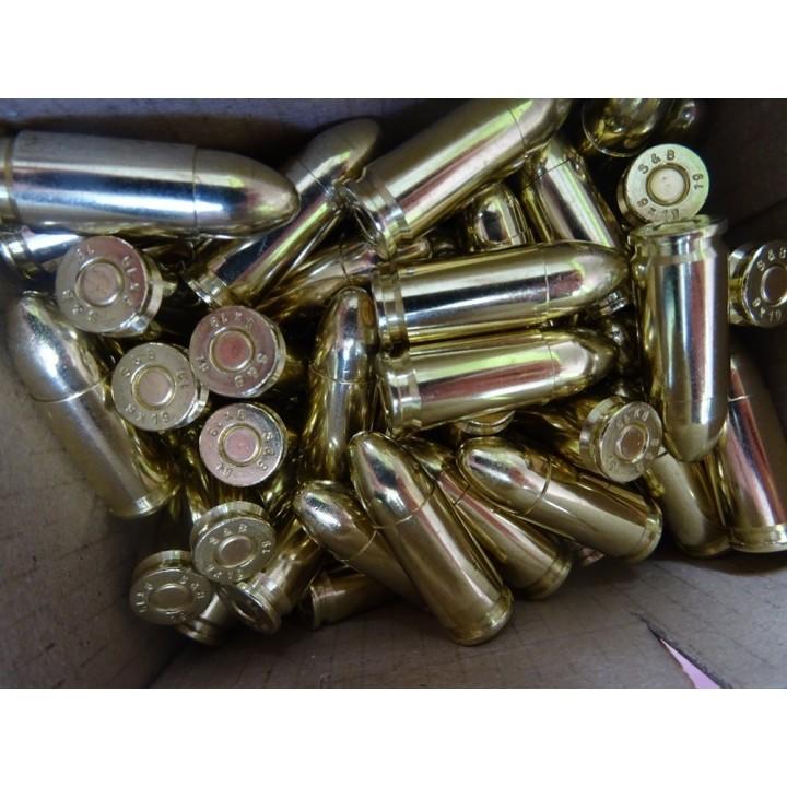 Amunicja Sellier & Bellot, kal.9mm Luger